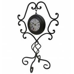 Horloge Arabesque à Poser 41.5cm