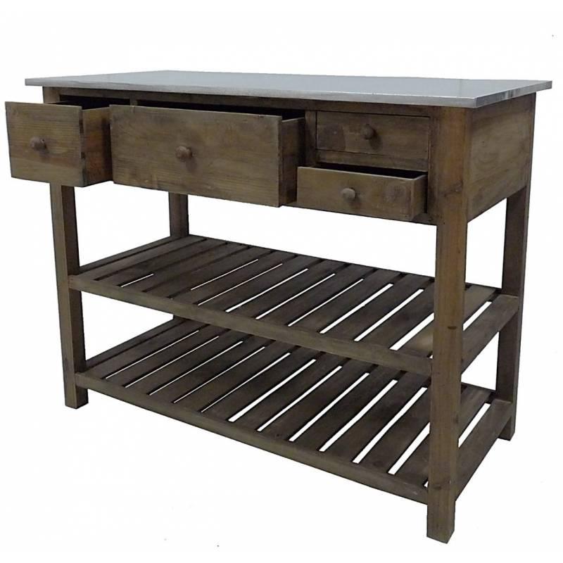 decor table de chevet metal 51 nimes table basse ikea. Black Bedroom Furniture Sets. Home Design Ideas