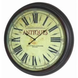 Horloges murales l 39 h ritier du temps - Horloge type industriel ...