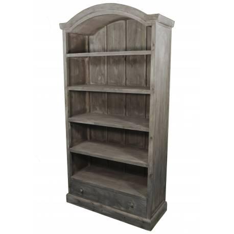 grande biblioth que meuble de rangement vitrine vaisselier. Black Bedroom Furniture Sets. Home Design Ideas