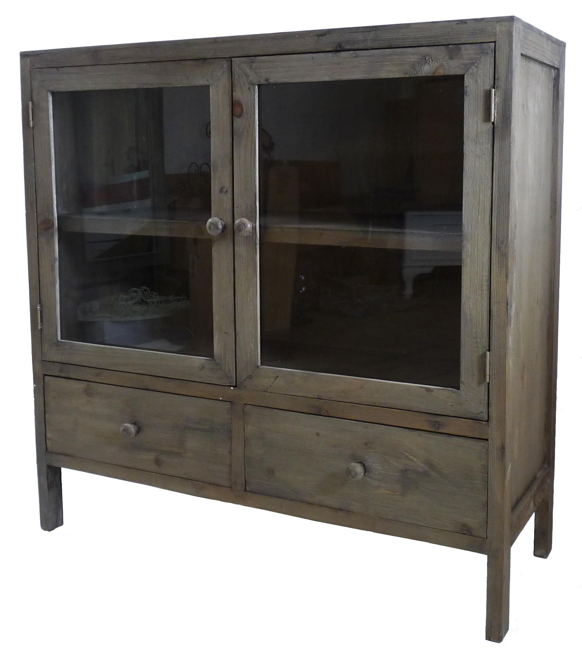 vaisselier meuble de cuisine ou salle à manger bahut de rangement