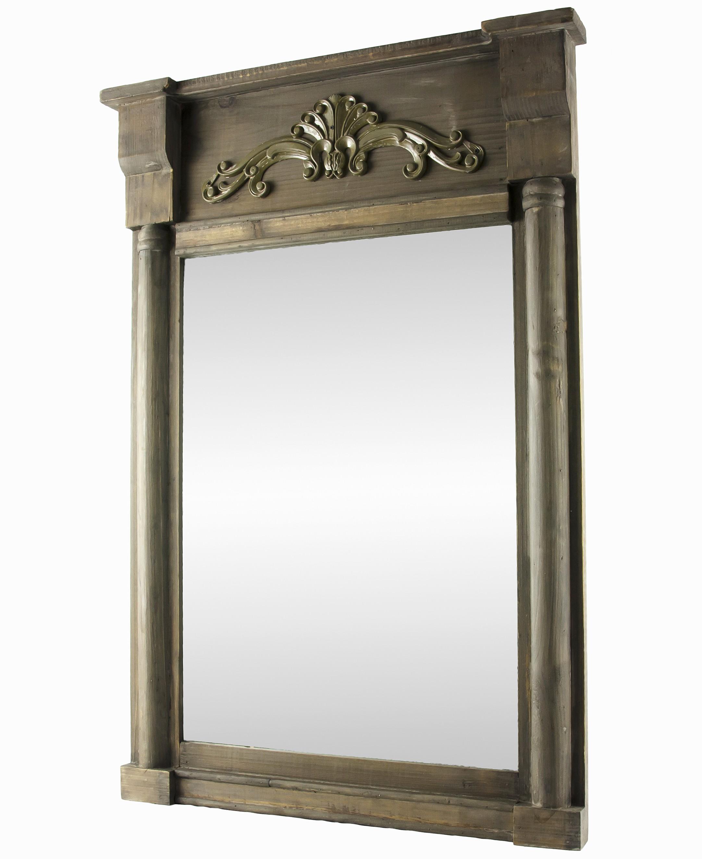 Miroir design rectangulaire fashion designs for Glace murale decorative