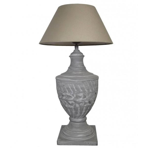 Lampe Style Loft Fer & Lin 62.5cm
