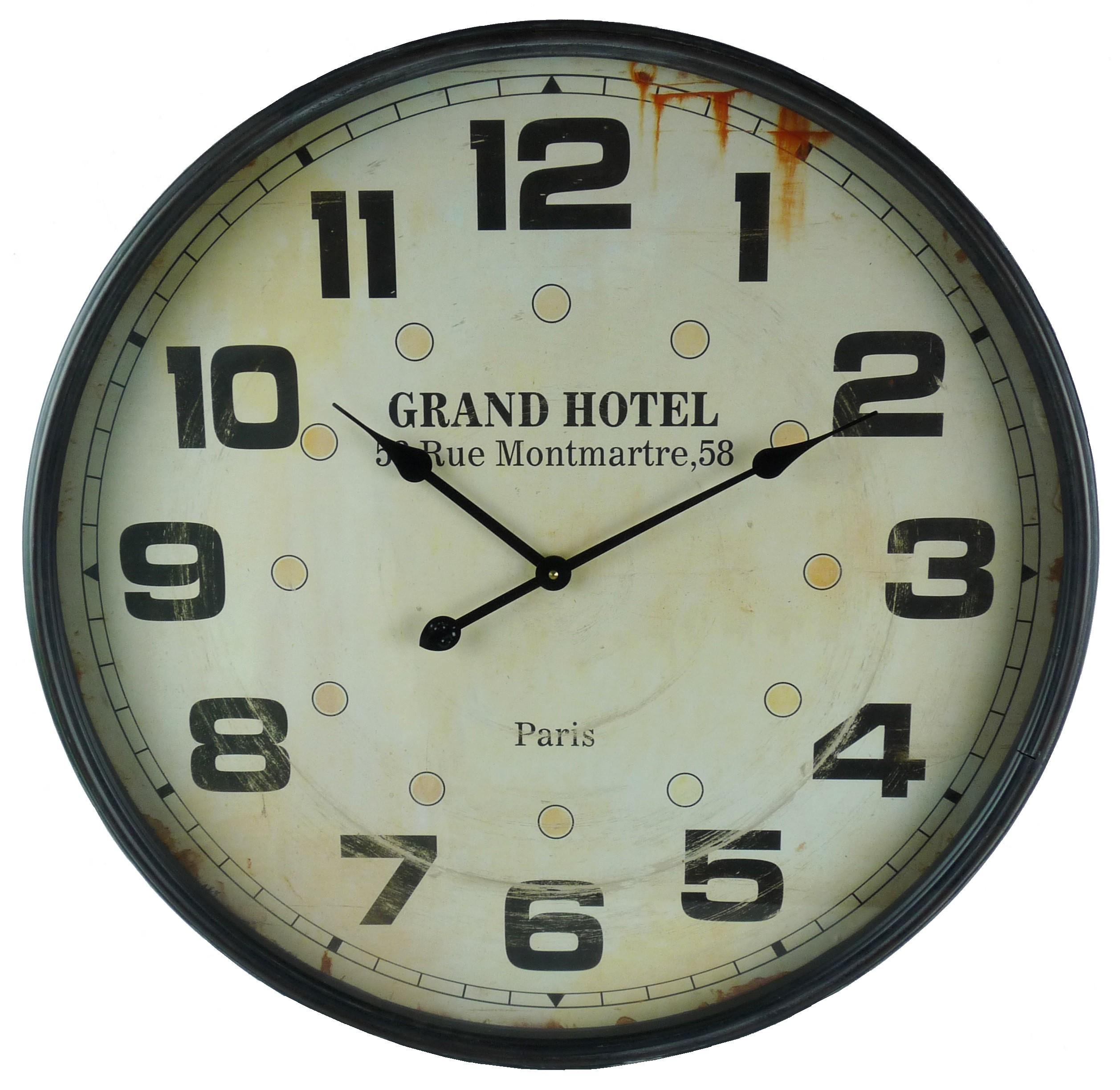 horloges géantes l héritier du temps