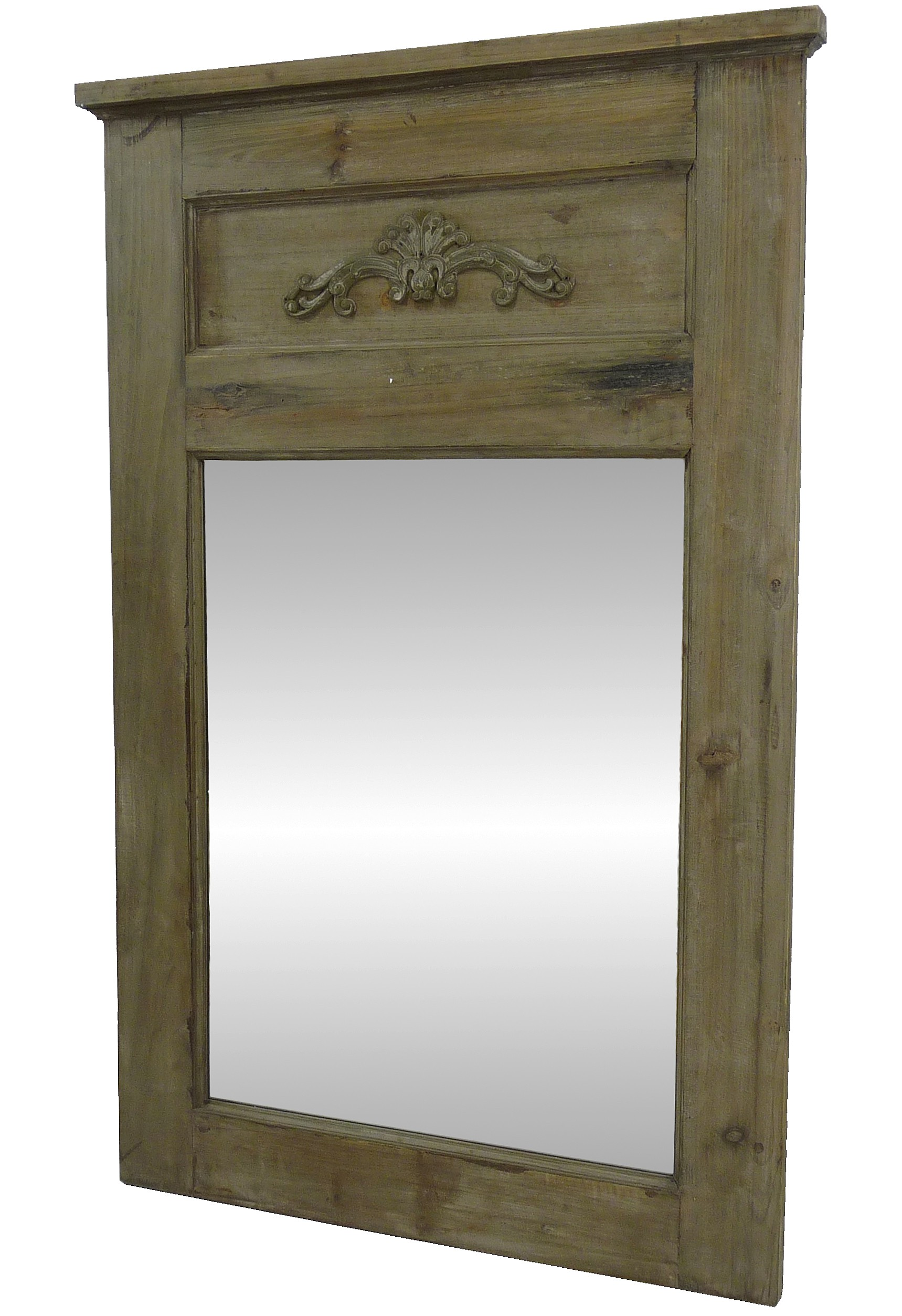 grand miroir de style trumeau en bois avec frise glace de cheminee 4x65x100cm Résultat Supérieur 16 Nouveau Grand Miroir Deco Galerie 2017 Kqk9