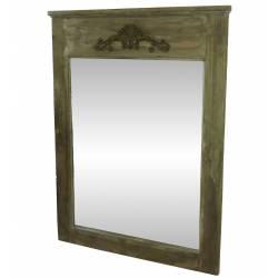 Miroir Trumeau en Bois 110 x 82cm