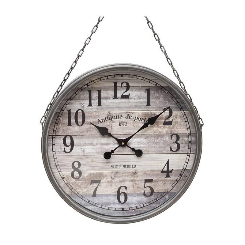 grande pendule murale affordable grande horloge se rapportant grande horloge gante murale. Black Bedroom Furniture Sets. Home Design Ideas