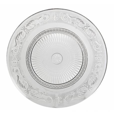 assiette plate dessert plat de pr sentation vaisselle en. Black Bedroom Furniture Sets. Home Design Ideas
