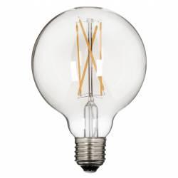 Ampoule Edison Sphérique à LED E27 à Filament Deco 25W