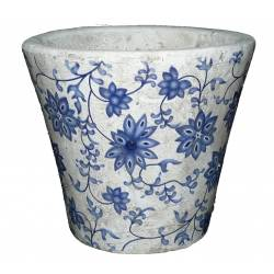 Cache Pot Champêtre Moyen Modèle