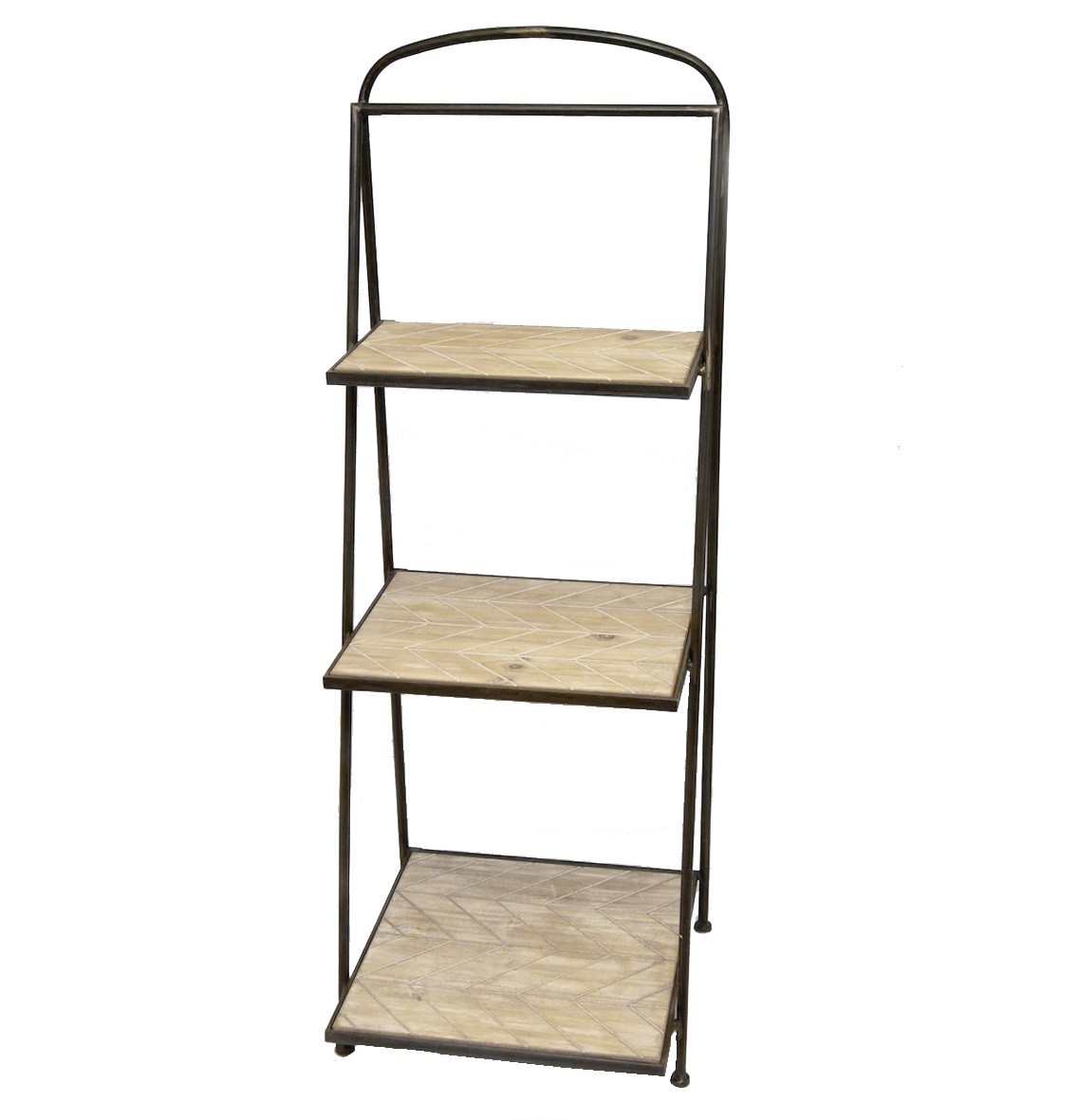 Etag Re Echelle Meuble Escalier Escabeau Biblioth Que Pr Sentoir  # Meuble Tv Echelle