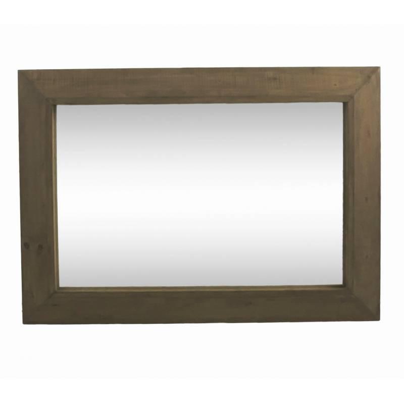 grand miroir rectangulaire glace murale trumeau de. Black Bedroom Furniture Sets. Home Design Ideas