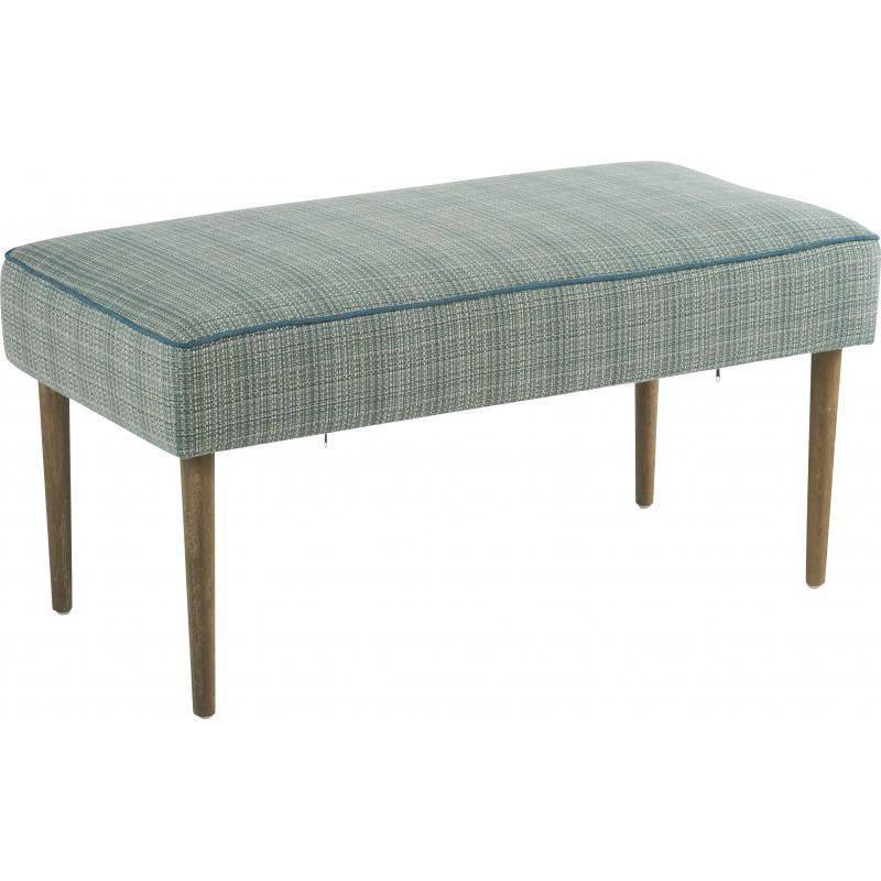 banc crawford marque hanjel banquette bout de lit en pin. Black Bedroom Furniture Sets. Home Design Ideas