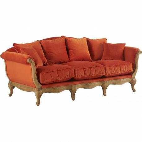 Canapé Pompadour Marque Hanjel Fauteuil Style Classique Chic - Canapé fauteuil