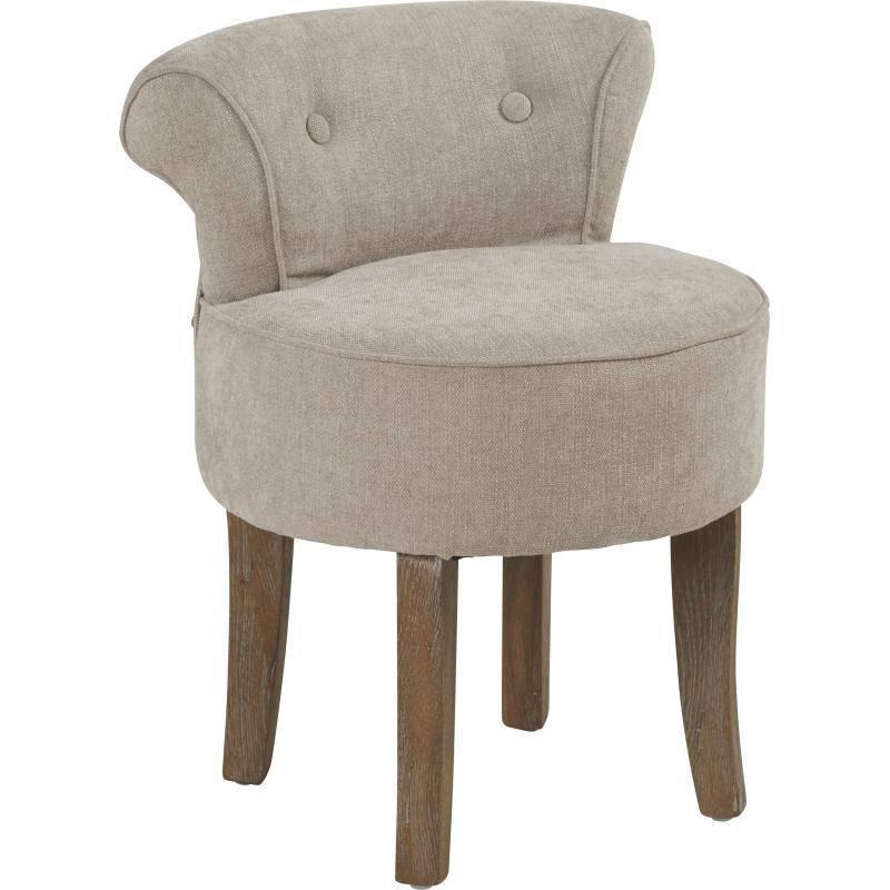 Fauteuil crapaud marque hanjel chaise basse de salon en ch ne et tissu lin 11 - Fauteuil crapaud lin gris ...