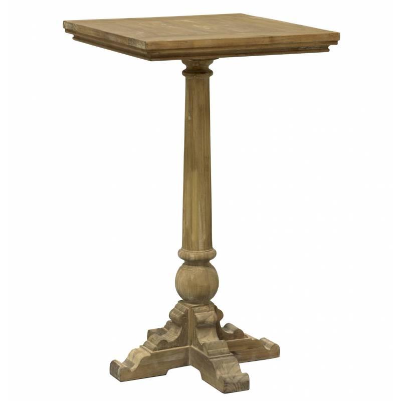 Mange debout de kercoet table haute d 39 appoint ronde table - Table mange debout ronde ...