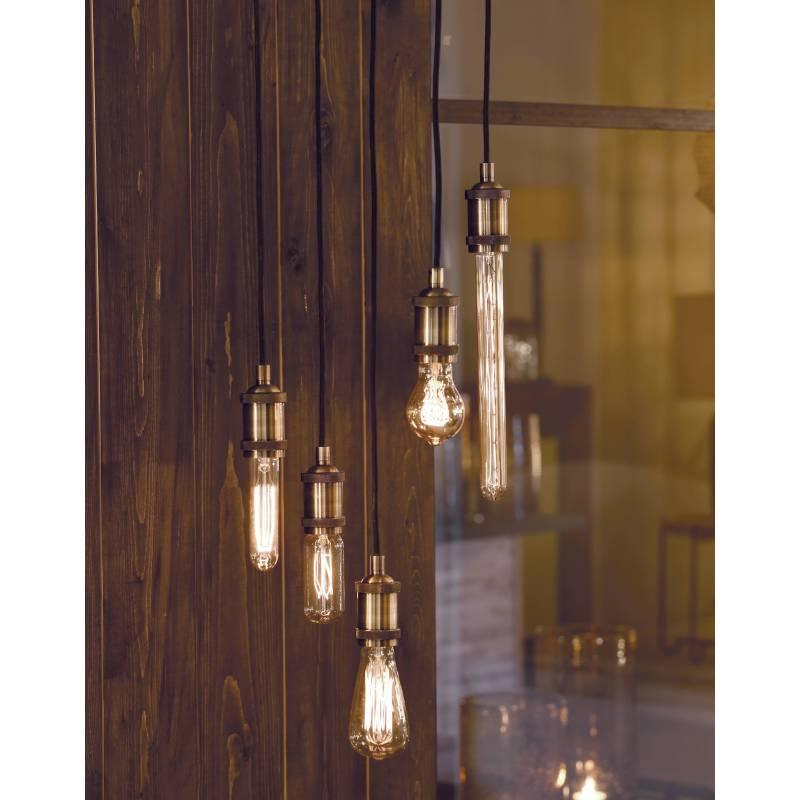 suspension lumineuse muro lustre luminaire plafonnier 1 lampe ampoule en laiton 5 Luxe Plafonnier Ampoule Uqw1