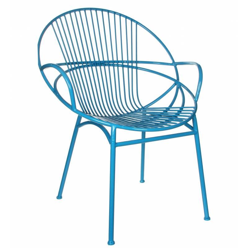 Fauteuil chaise si ge de salon ou salon de jardin for Fauteuil salon exterieur