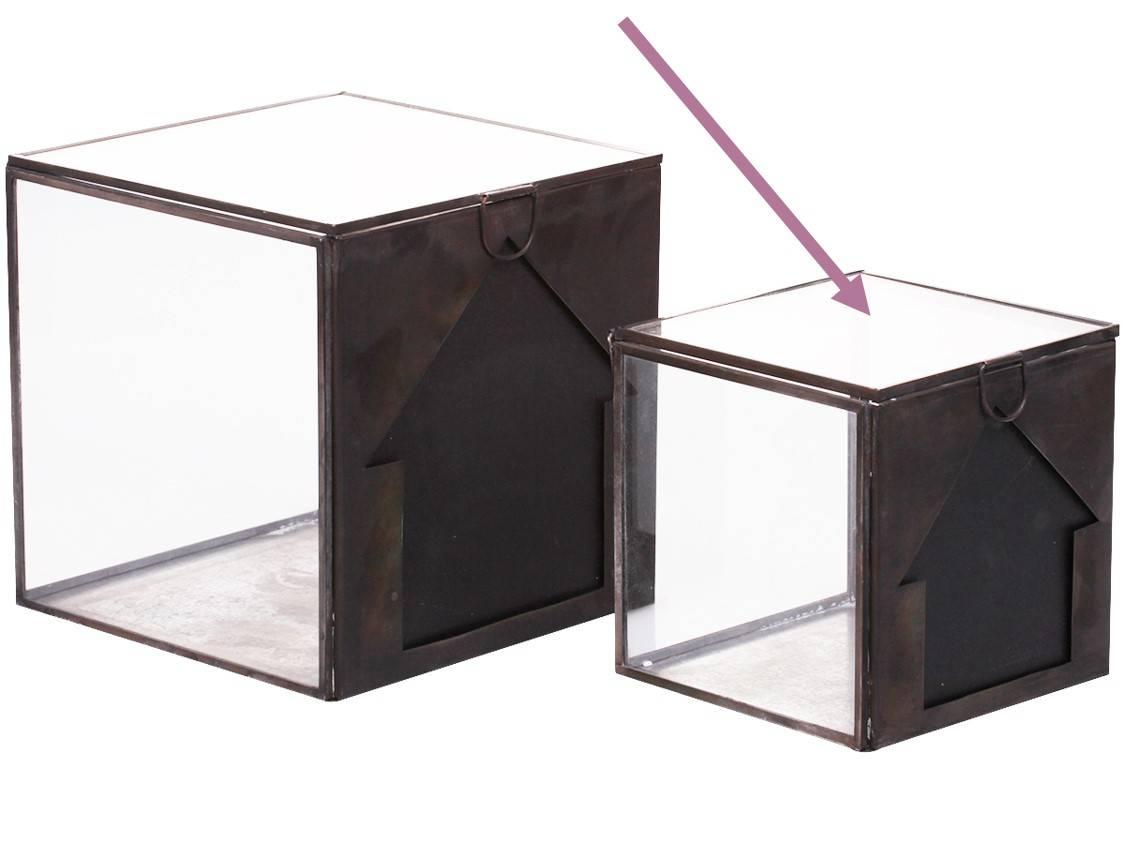 cube transparent salle de bain. Black Bedroom Furniture Sets. Home Design Ideas