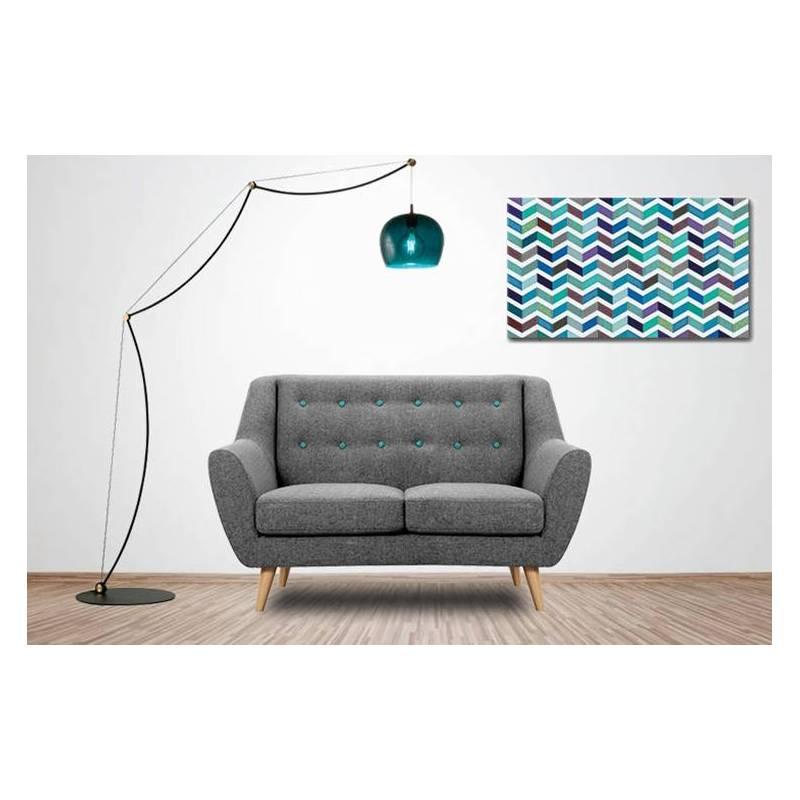 canap 2 places midelton gris souris sofa banquette de. Black Bedroom Furniture Sets. Home Design Ideas