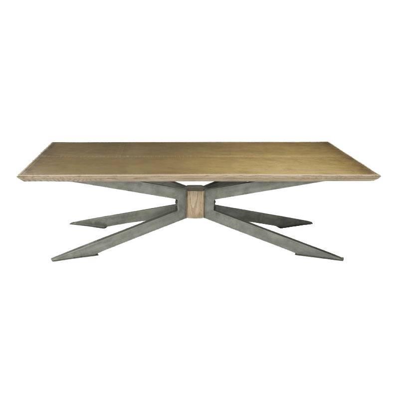027a21636bd65 Table Basse SPIDER de Signature Console de Salon Chêne Massif Plaqué ...