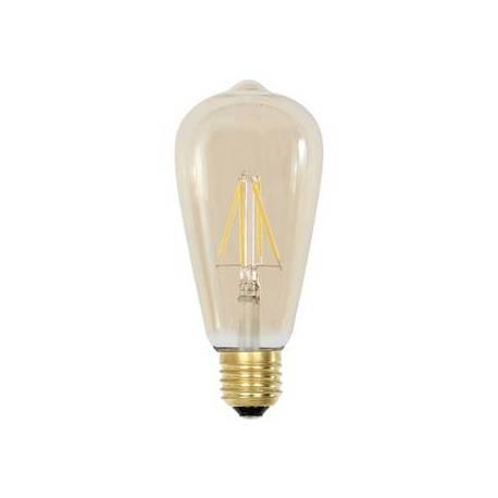 Ampoule Evasée à LED E27 à Filament Deco 20W