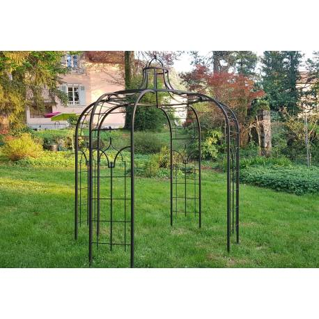 gloriette princess medium tonnelle pergola de jardin abris. Black Bedroom Furniture Sets. Home Design Ideas