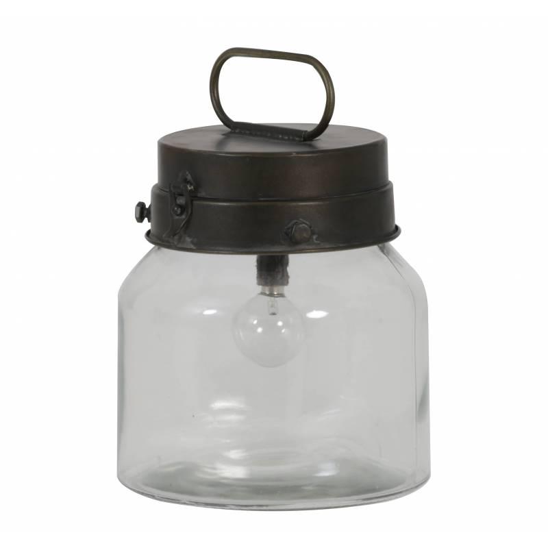 Lampe poser ou suspendre boto lanterne tendance for Lampe a suspendre