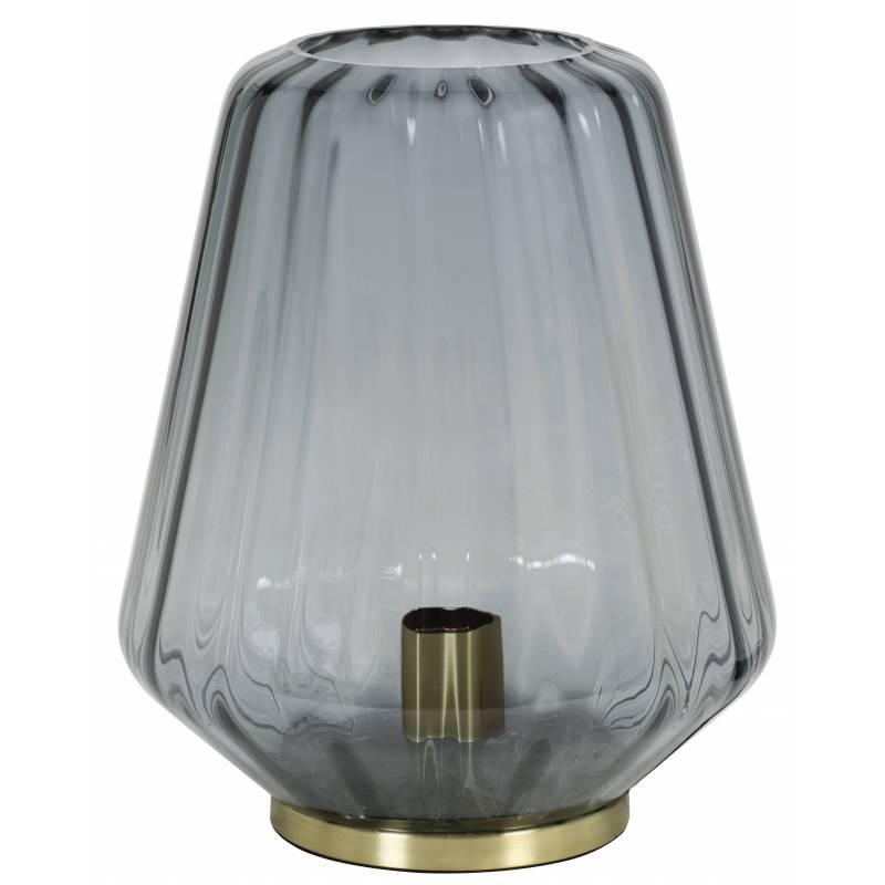 luminaire d 39 appoint art d co guido tendance lampe poser eclairage electrique de salon en m tal. Black Bedroom Furniture Sets. Home Design Ideas