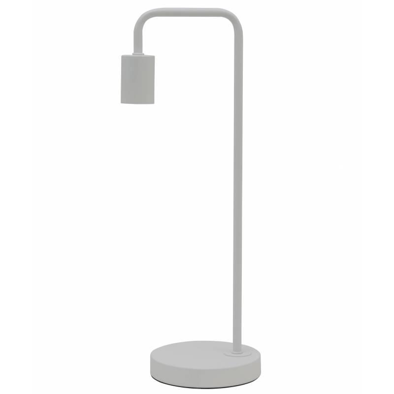 lampe de chevet cody luminaire d 39 ambiance poser sur pied veilleuse classique de table en m tal. Black Bedroom Furniture Sets. Home Design Ideas