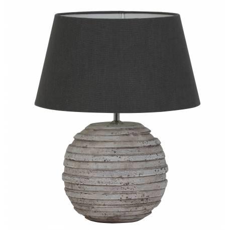 Lampe à Poser AWASA Luminaire d\'Appoint de Salon avec Abat Jour en ...