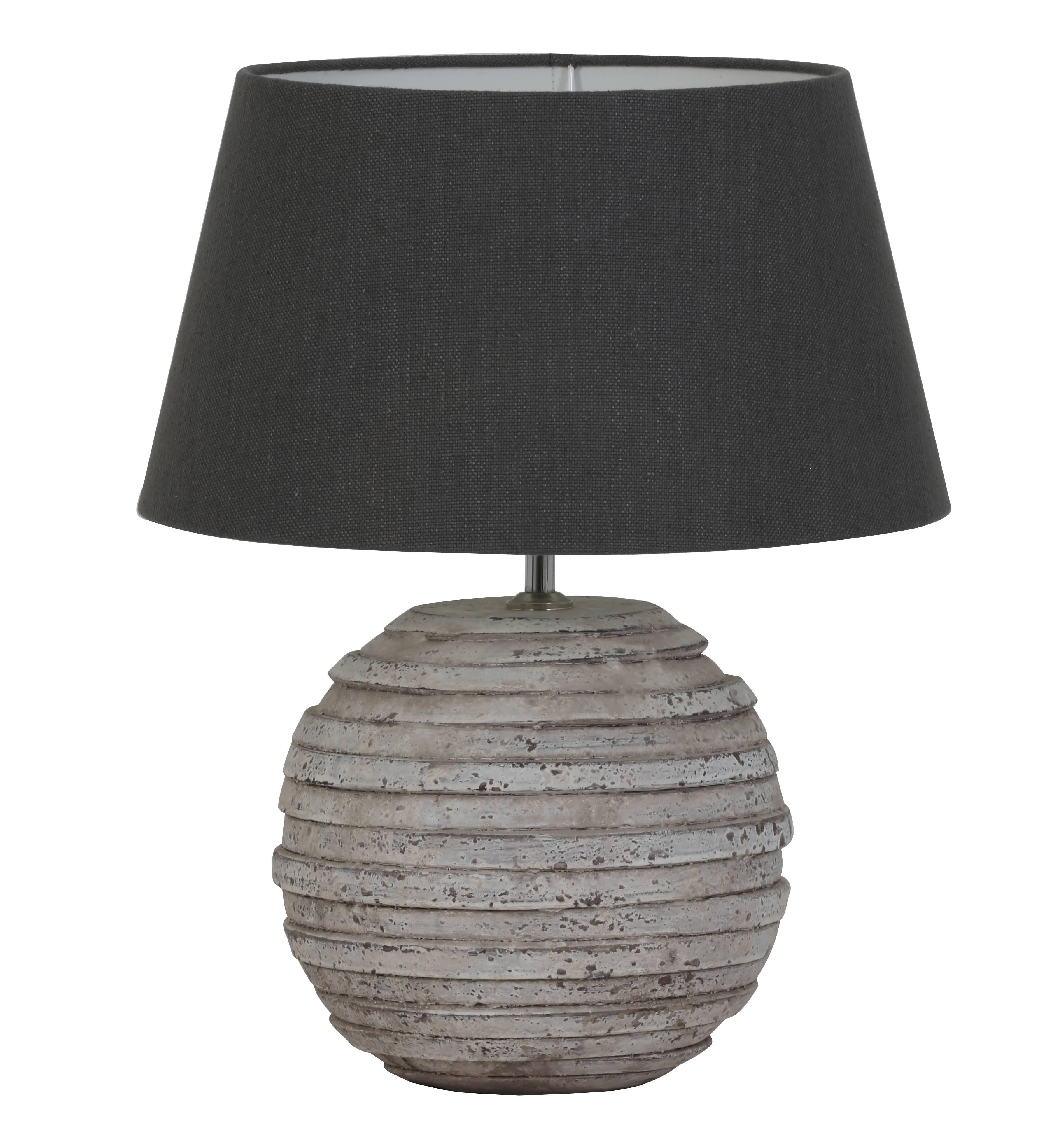 Lampe A Poser Awasa Luminaire D Appoint De Salon Avec Abat Jour En