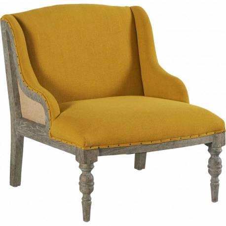 fauteuil balzac marque hanjel banquette 1 personne siège de salon en