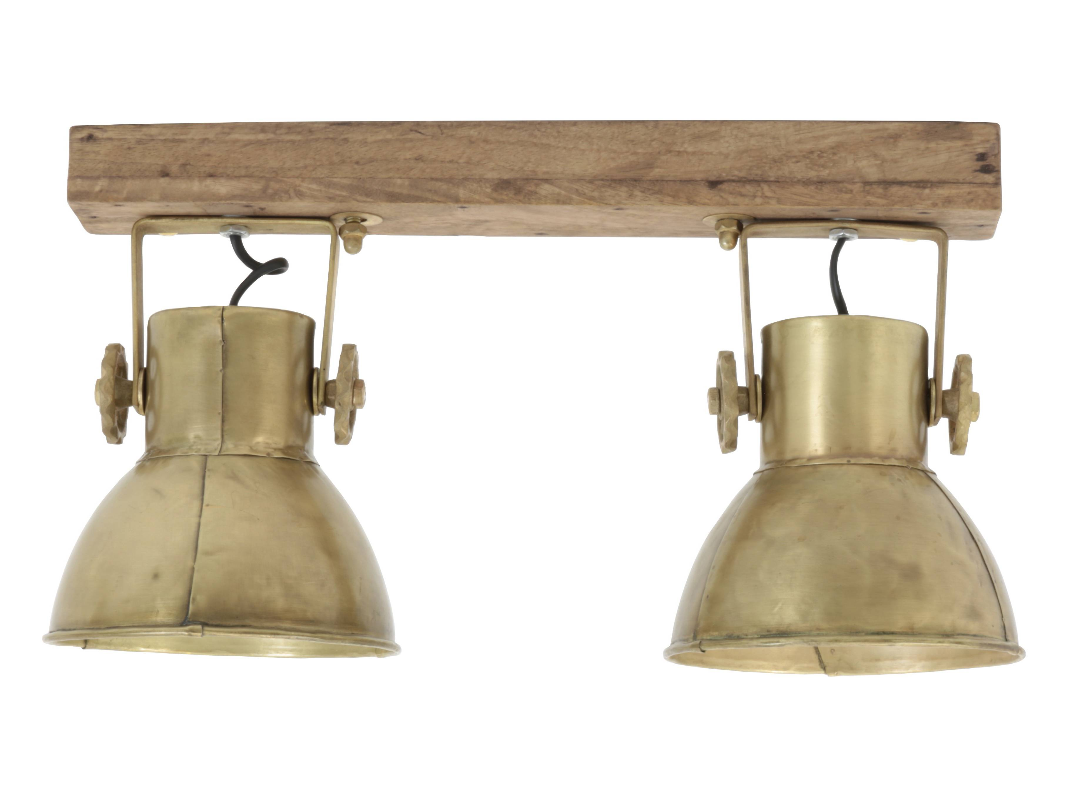 Luminaire tendance elay applique ou plafonnier industriel rampe