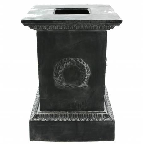 socle colonne pilier pour vasque jardini re d coration. Black Bedroom Furniture Sets. Home Design Ideas