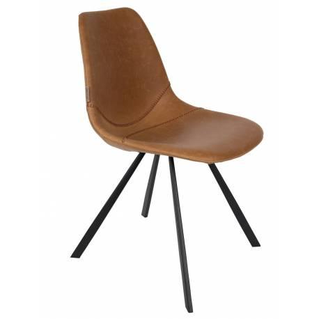 Chaise Design Franky Dutchbone Tendance Siege De Table Scandinave