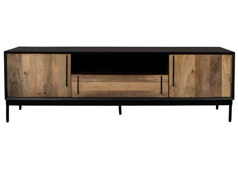 Meuble Tv Angle Bas meuble tv nairobi dutchbone console de salon grand meuble