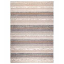 Tapis Arizona Dutchbone Carpette Salon Tapisserie Fait Main Tissu Laine Clair 1,2x170x240cm