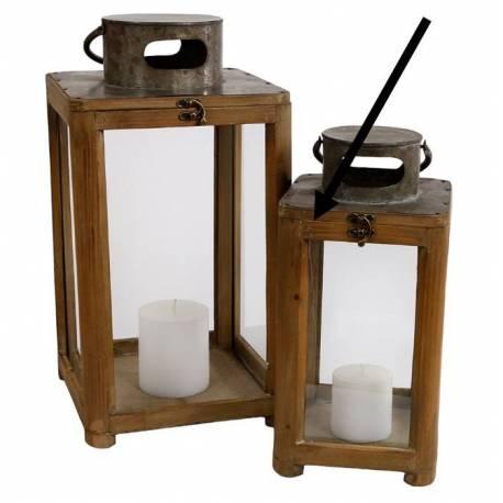 Tempête Quimper Lanterne – Bois En Sherlockholmes Lampe Yfg6y7b