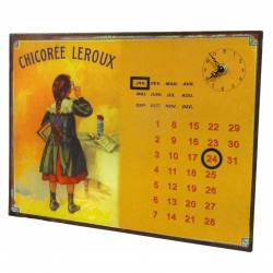 Calendrier Plaque Pub Chicoree