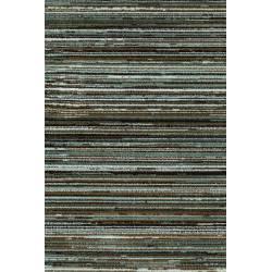 Tapis Keklapis Dutchbone Carpette Salon Tapisserie Tissu Vert 2 Tailles
