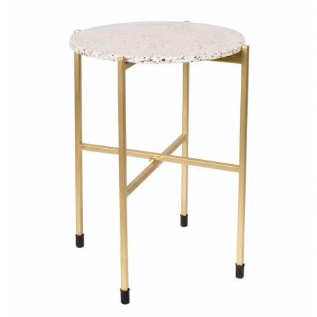 Bout De Canape Mario Console Woody Table D Appoint Gueridon