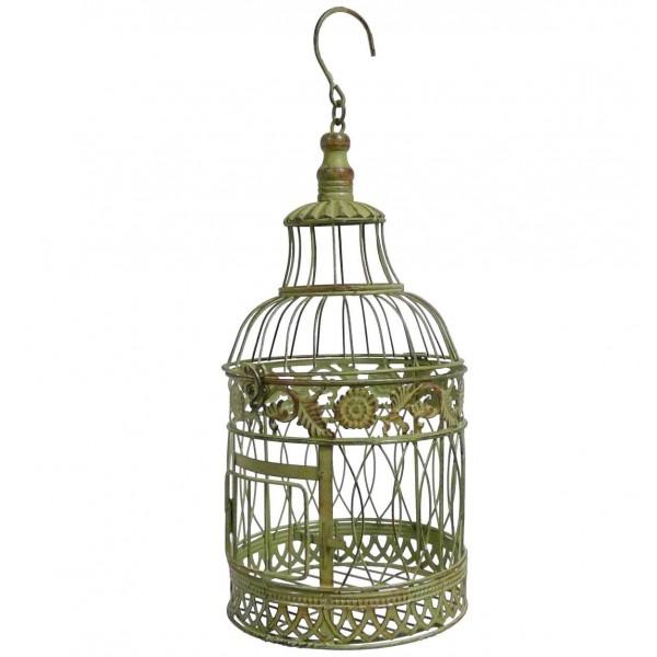 Petite Cage à Oiseaux en Fer