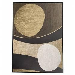 Tableau Yin Athezza Cadre Toile Décorative Murale 4,3x104x144cm