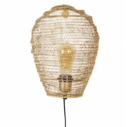 Lampadaire Lena Noir Woody Lampe de Sol Luminaire sur Pied en Métal Laqué Noir 51x51x154cm