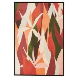 Tableau Lilium Athezza Impression sur Toile Décoration Murale 64x94cm
