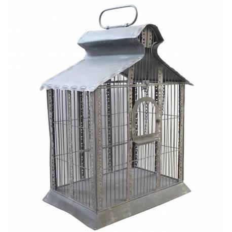 Cage Style Industriel 82cm