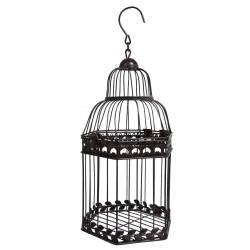 Cage Hexagonale Marron