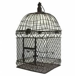 Cage à Oiseaux Carrée GM