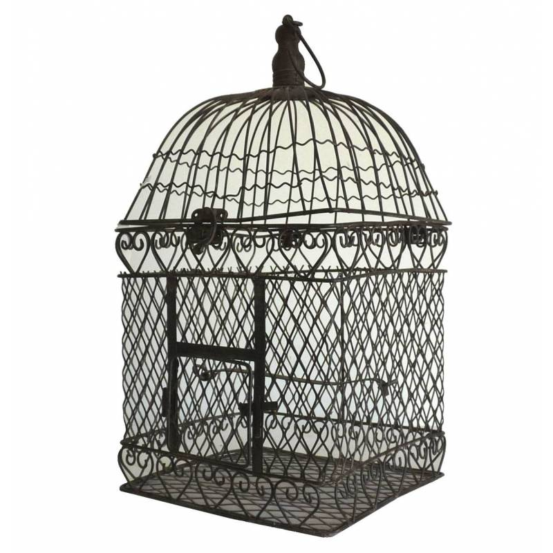 grande cage oiseaux int rieur ext rieur ou voli re. Black Bedroom Furniture Sets. Home Design Ideas